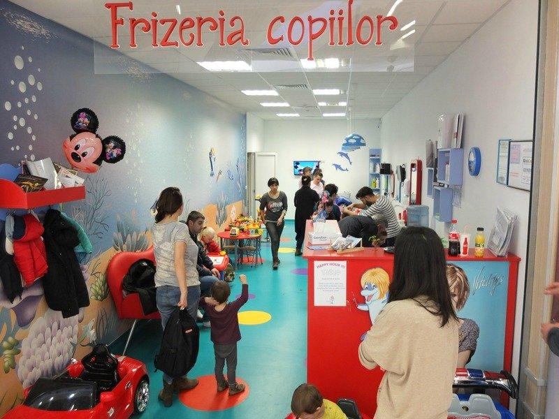 Job Part Time Casiera Receptionera Salon Frizerie Copii Vitantis