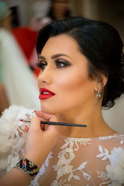 Machiaj Mireasa Alexandra Ripeanu Make Up Artist Anuntulro 2roldn