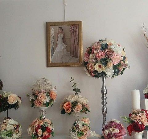 Pachete Pentru Nunta Aranjamente Florale Naturale Si Anuntulro