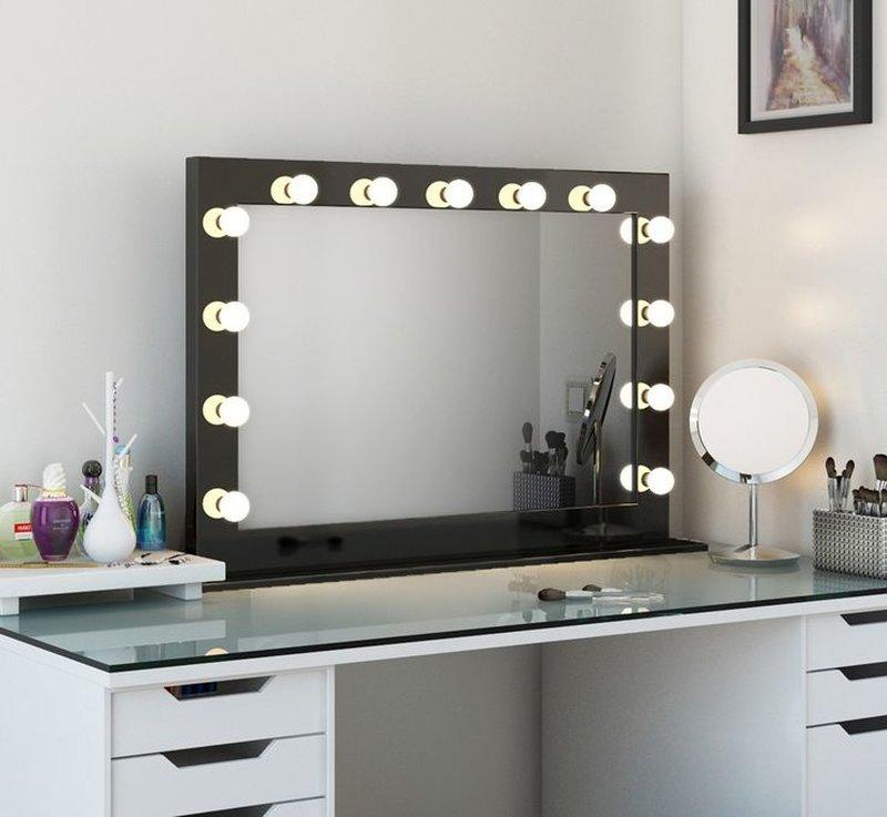 Oglinda Salon Machiaj Make Up Anuntulro V3z6gz