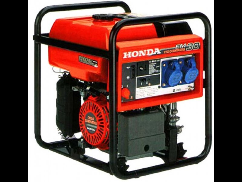 generator curent motor honda