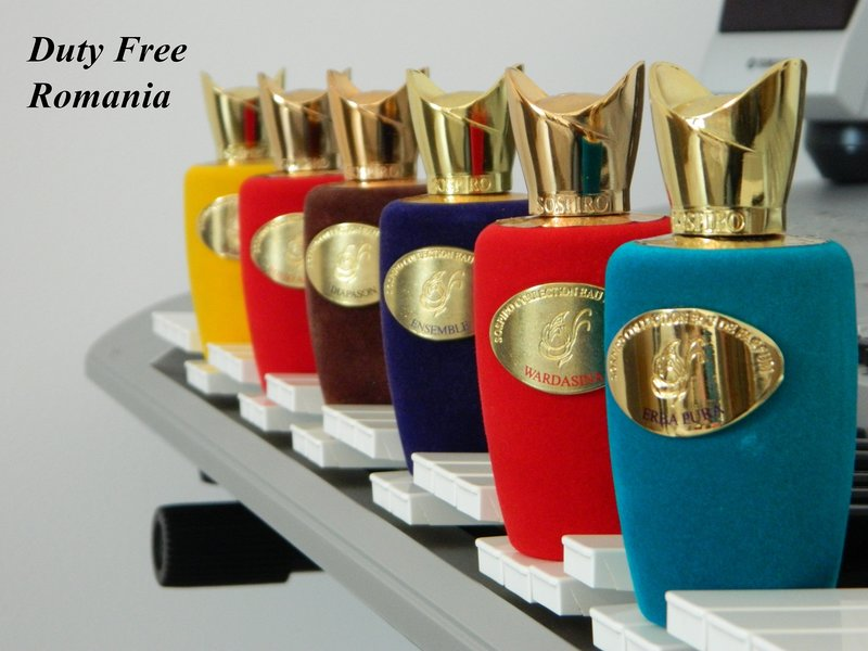 Parfum Original Sospiro Erba Pura Duty Free Romania Va Anuntulro