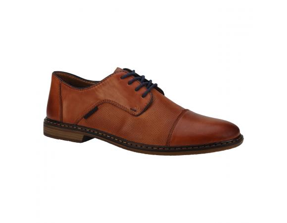 salvați coduri promoționale design inovator Pantofi casual barbati Rieker Cristallin coniac pantofi - anuntul ...