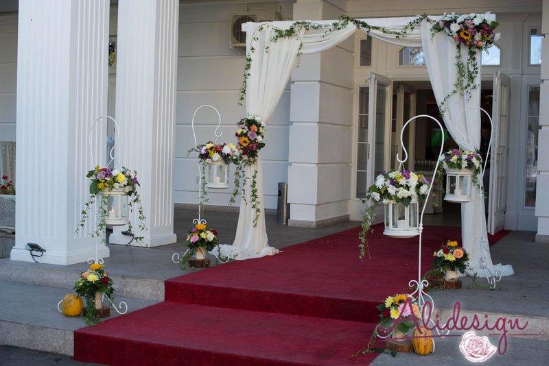Alidesign Aranjamente Sala Nunta Valcea Aranjamente Anuntulro
